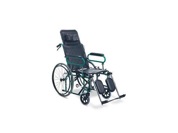 Reclining Wheelchair FS 902 GC
